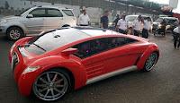 Detail dan Penampilan Mobil Sport Listrik Tucuxi dari Indonesia