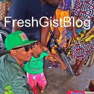 Wizkid Benin Republic
