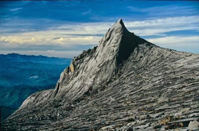 Mount Kinabalu Mountain