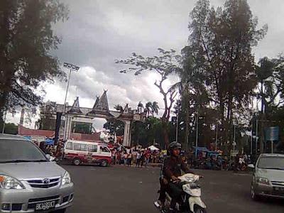 Wisata Kota Siantar Sumut