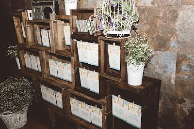 bodas cajas de madera