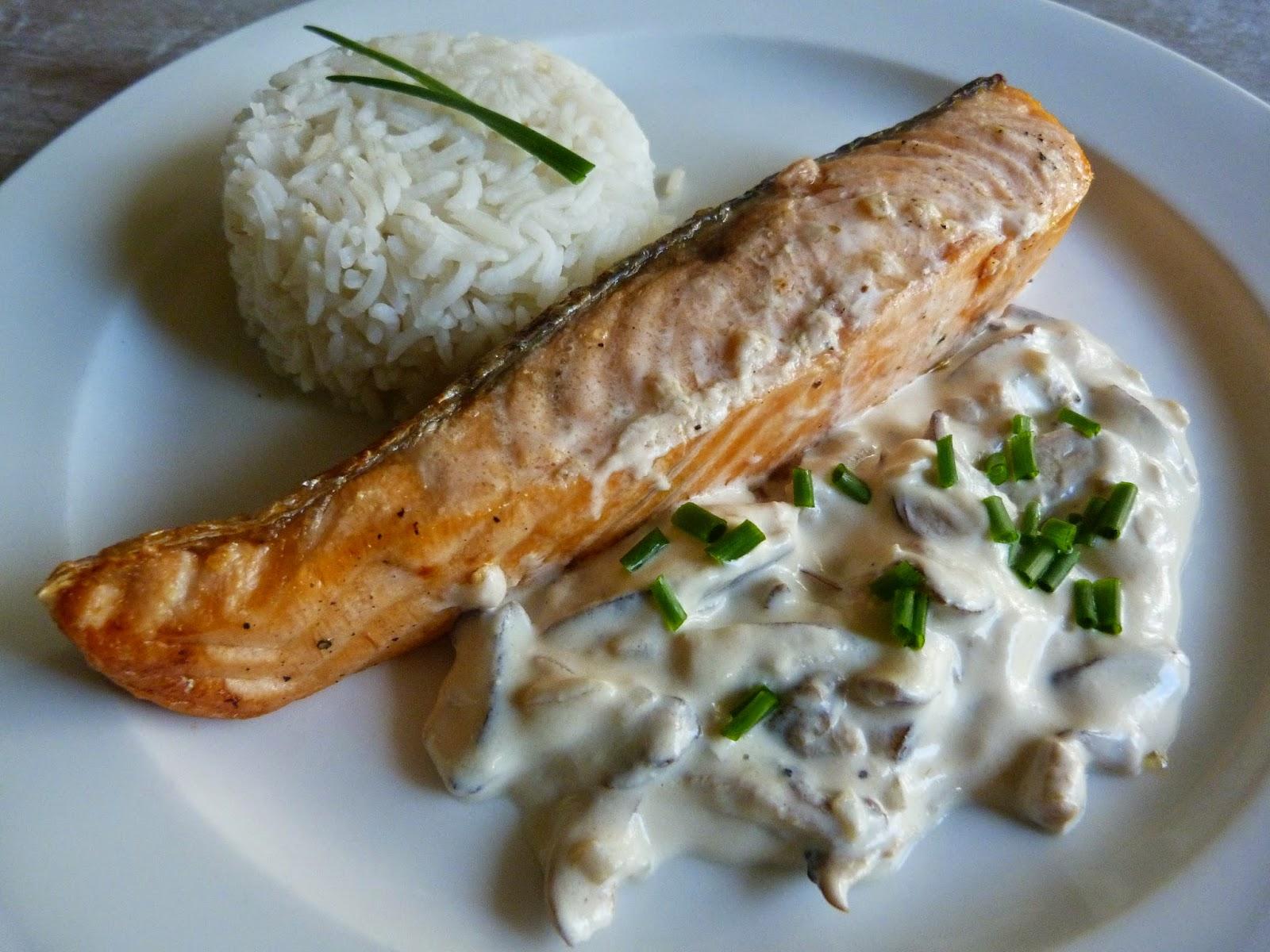 Au four et la moulinette les poissons - Sauce pour saumon grille barbecue ...