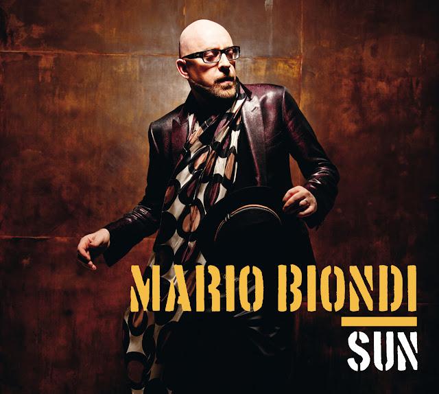 Cover Mario Biondi - Sun