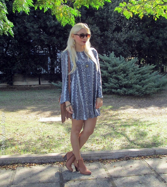 TunicDress+Fringes