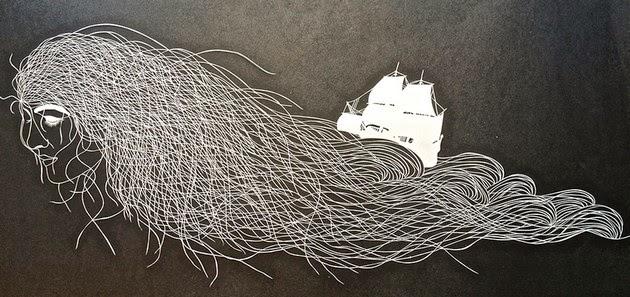 cut paper art illustrations maude white-3
