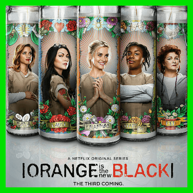 "Netflix original series ""Orange is the New Black"" season 3"