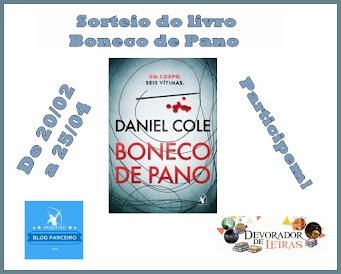 Banner Boneco de Pano