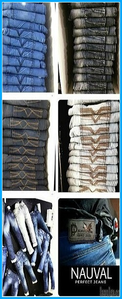 NAUVAL PERFECT JEANS