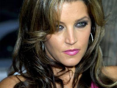 Lisa Marie Presley sexy Looks