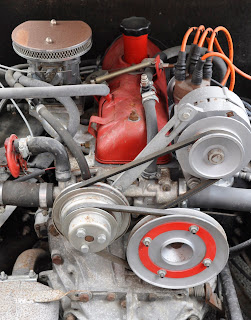 1969 Lotus Europa S2 Engine