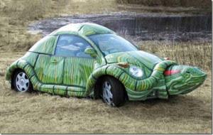 Carros Diferentes e Bizarros Que Chamam Atenção #4