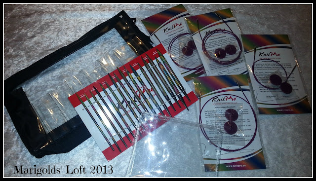 knitpros interchangeable needles