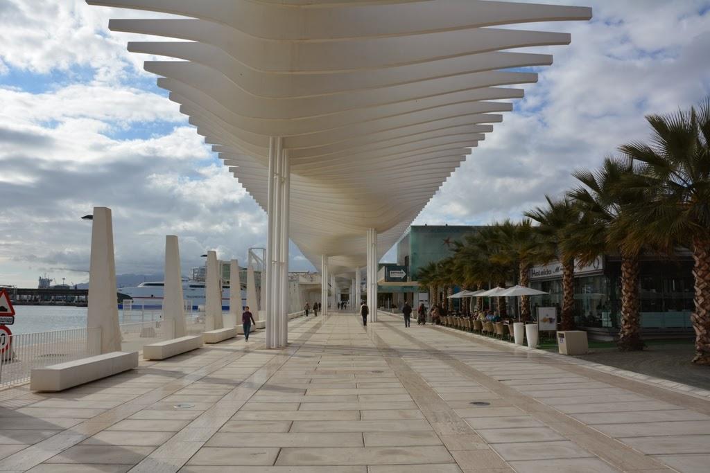 Waling Promenade Malaga