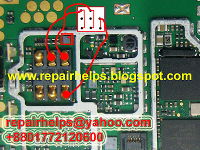 nokia 1200 sim problem without sim ic only using simple jumper view