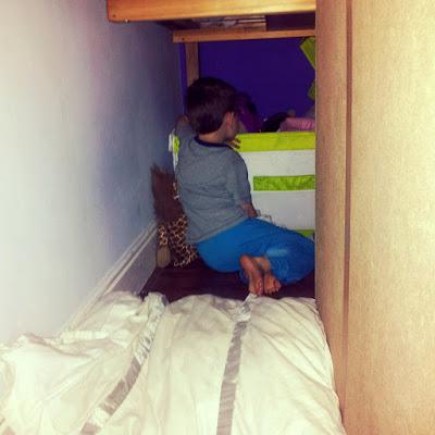 Comfortable den