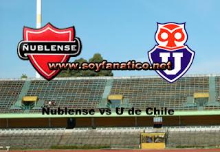 U de Chile vs Ñublense 2013
