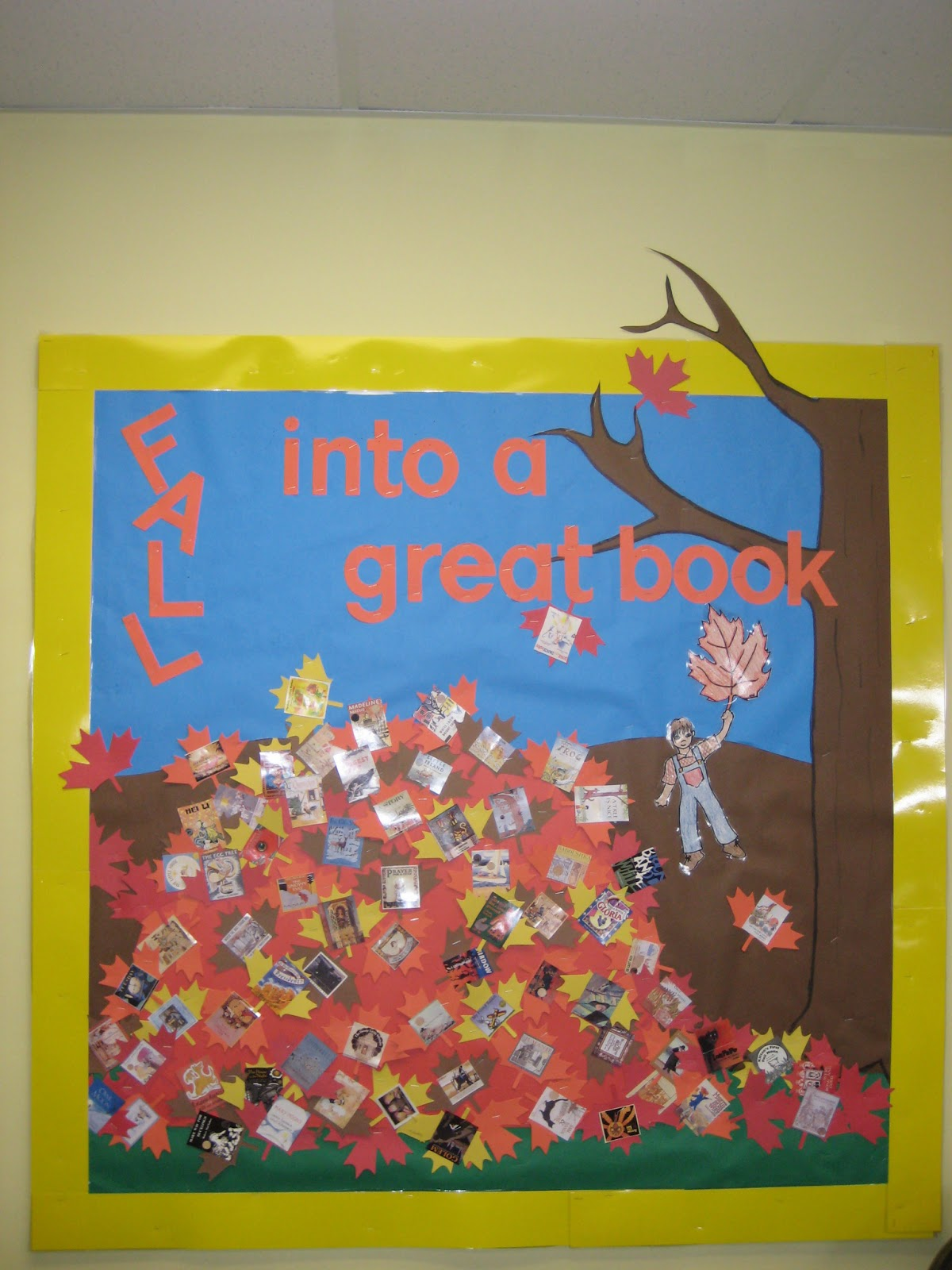 thanksgiving bulletin boards middle school