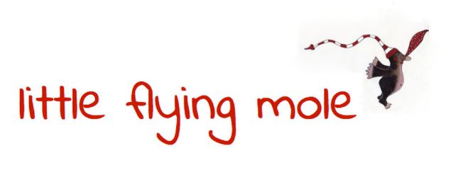 little flying mole