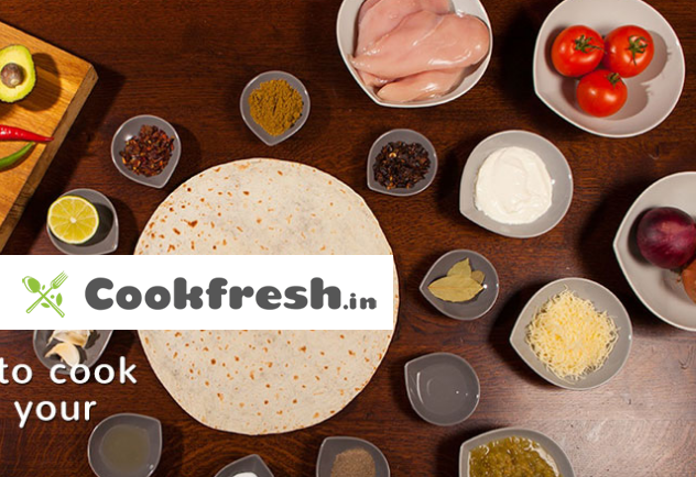 COOKFRESH FRESH FOOD TO YOUR DOORSTEPS