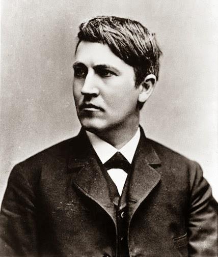 Penemu Piringan Hitam - Thomas Alva Edison