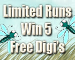 Limited Runs Giveaway