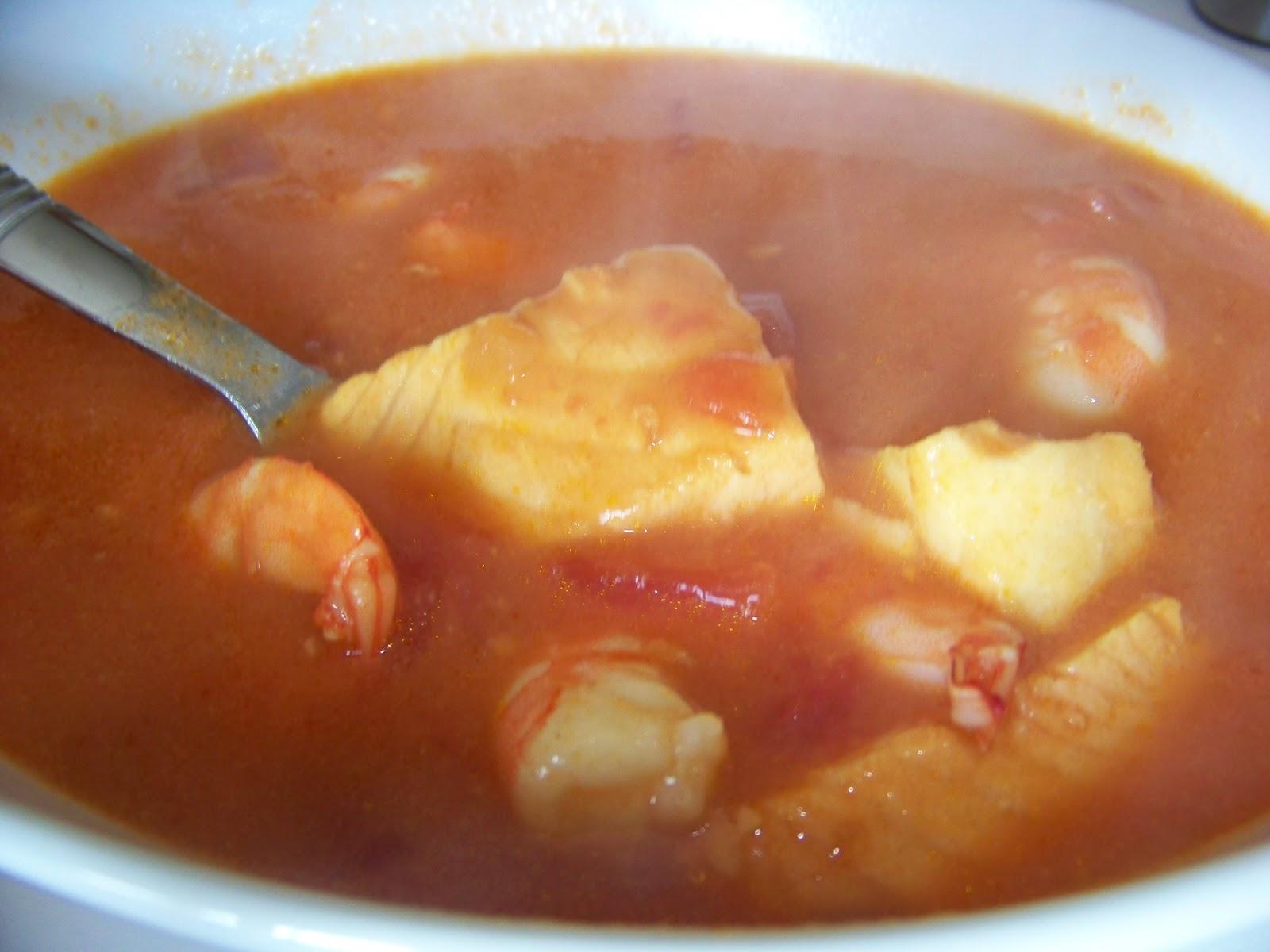 Couleurs cuisine soupe de poissons express - Cuisine soupe de poisson ...