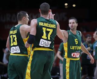 BALONCESTO (EuroBasket 2015) - El lituano Valanciunas determinó en la prórroga un partido muy igualado ante Italia