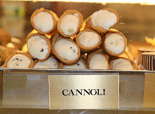 Cannoli in New York City