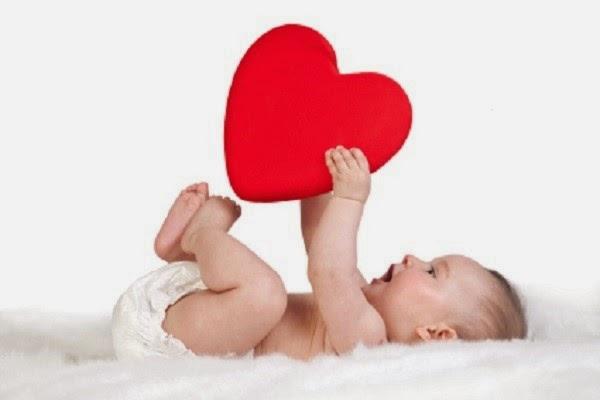 Magnifique Photo bébé love