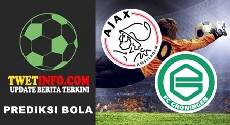 Prediksi Ajax vs FC Groningen, Eredivisie 27-09-2015