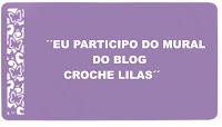 ♥´´Selinho Oficial do Mural do Blog Croche Lilas´´♥