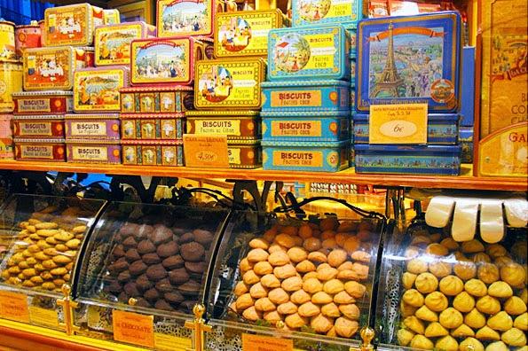 Biscoitos La Cure Gourmande