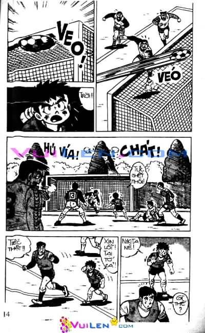 Jindodinho - Đường Dẫn Đến Khung Thành III  Tập 14 page 14 Congtruyen24h