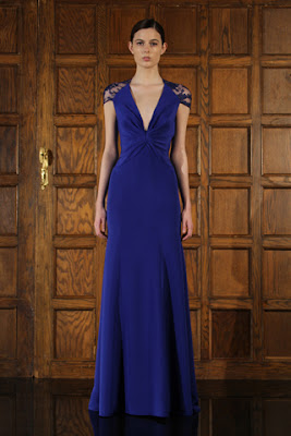 Kleider - Reem Acra Runway - Collection Prefall 2012 - Teil I