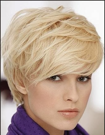 Cool Short Hair Style
