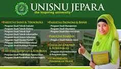 Gamabar UNISNU, Prodi UNISNU, Fakultas UKKN, Kuliah Kerja NyataNISNU,