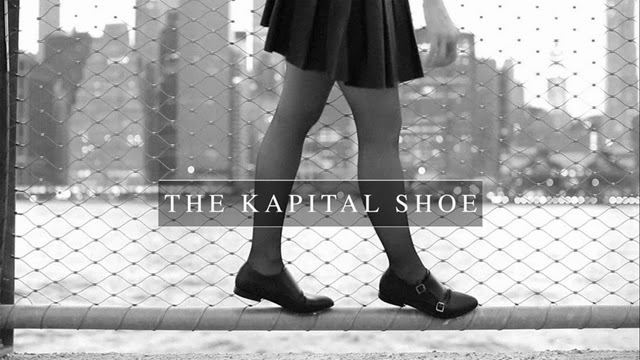 All Saints below The Knee Collection | The Kapital Shoe