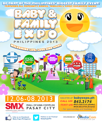 Baby and Family Expo Philippines 2013 Launched