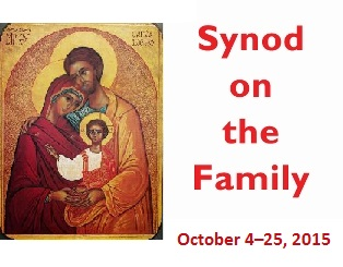 Synod On The Family - October 4-25, 2015