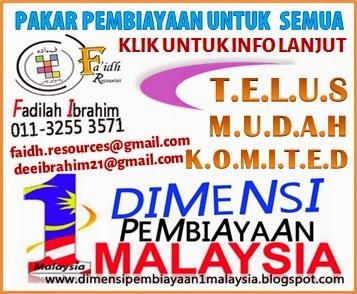 Dimensi Pembiayaan 1 Malaysia 2014... Menyediakan Perkhidmatan Pembiayaan Khas untuk Kakitangan Kerajaan / Badan Berkanun / GLC & Swasta (Exp: 25-Nov-14)