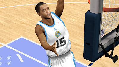 NBA 2K13 Anthony Randolph NBA2K Patch