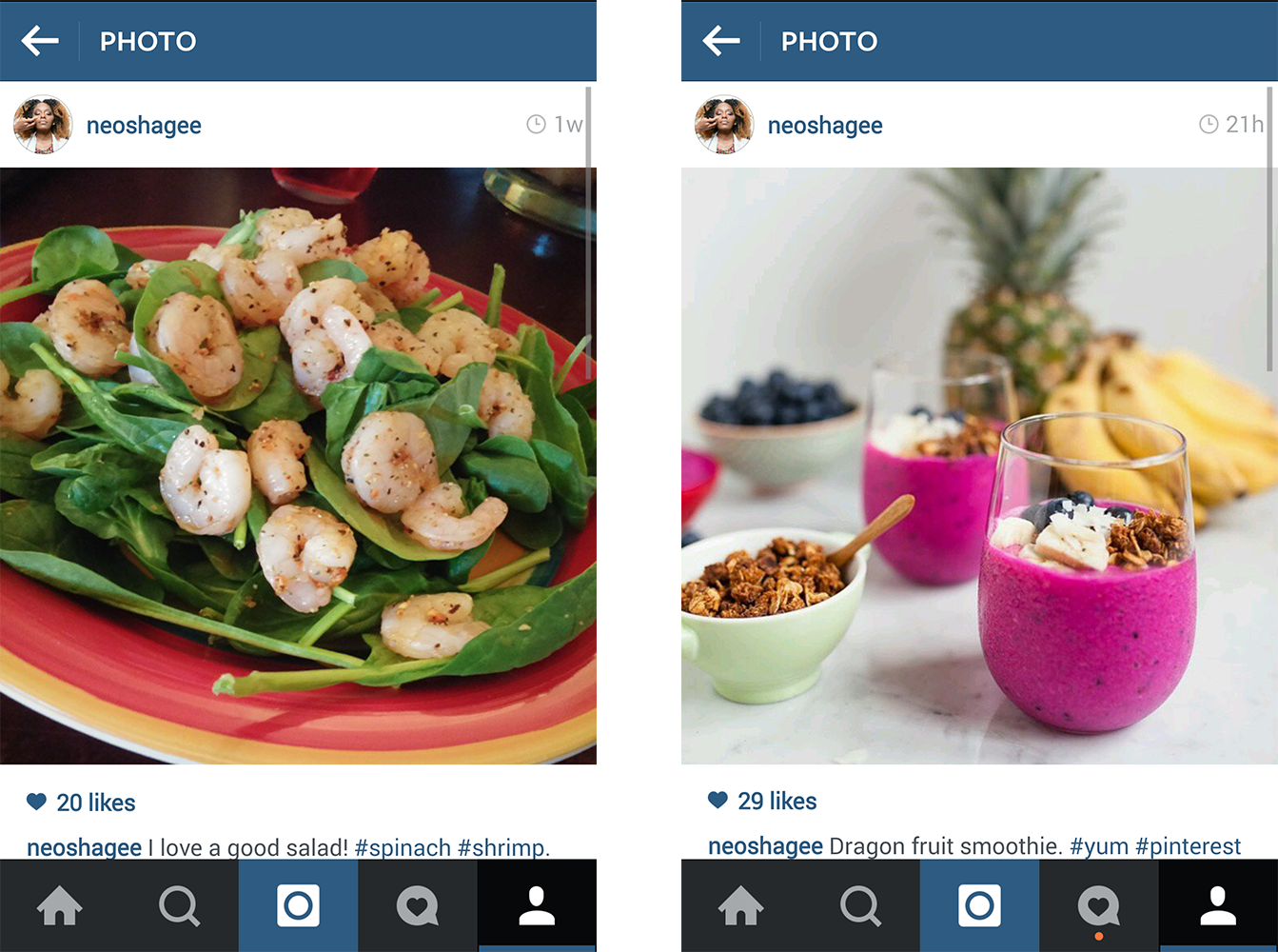 tips for perfect instagram photos for bloggers