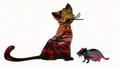 Why Cat and Rat Hate each other African Folklore