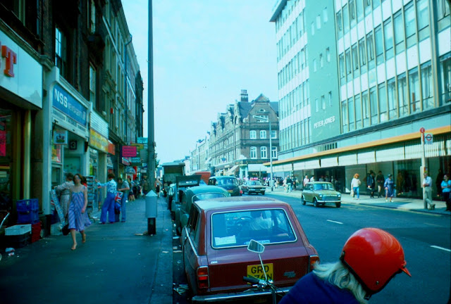 In Pictures: London In 1976