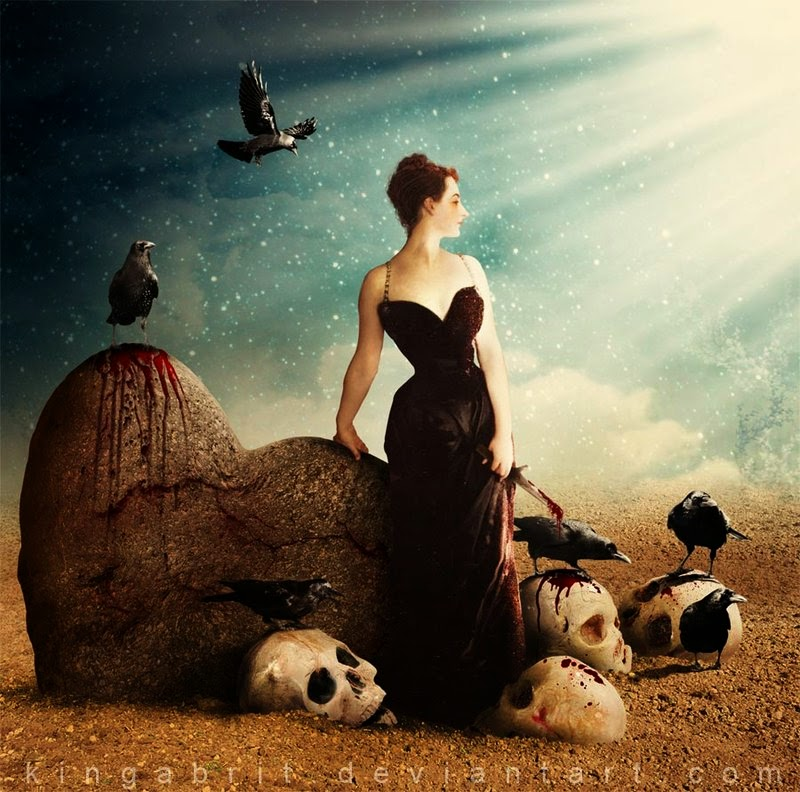 06-Guardian-of-My-Broken-Heart-Kinga-Britschgi-urreal-Fantasies-in-Artistic-Creations-www-designstack-co