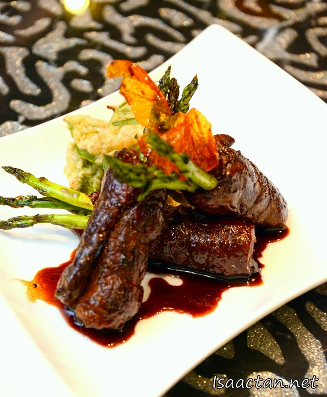 #6 Beef Nagimaki - RM25