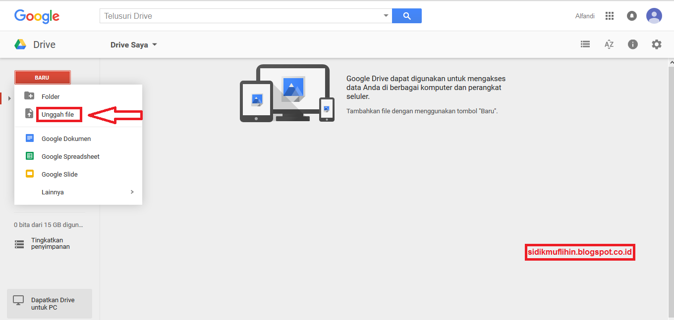 Meet Google Drive  One place for all your files