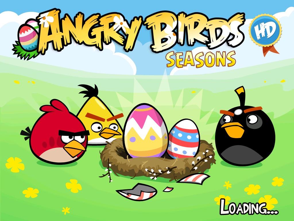Angry Birds Rio, Angry Birds Magic, Angry Birds Space dan Angry Birds