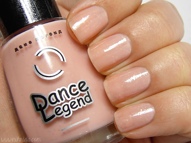 Dance Legend in Nude is Good from Mist Way Collection