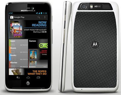 Motorola ATRIX HD MB886 complete specs and features